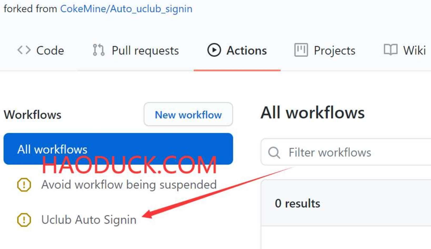 UCloud社区使用GitHub Action自动签到获取积分,可以免费兑换T恤、保温杯等实物